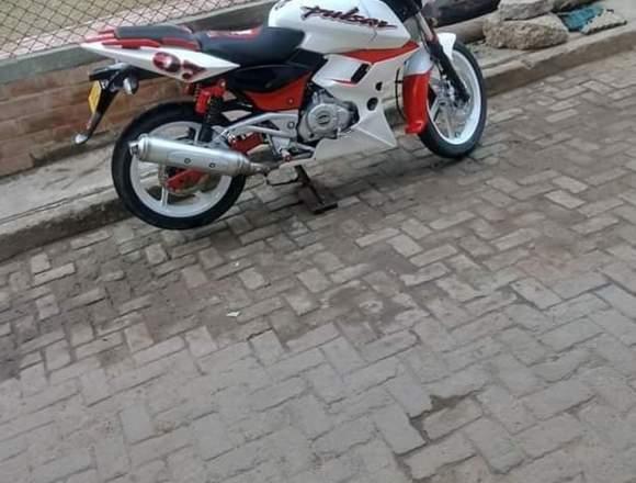 Color blanco y rojo
