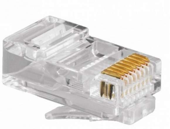 conector rj45 para internet