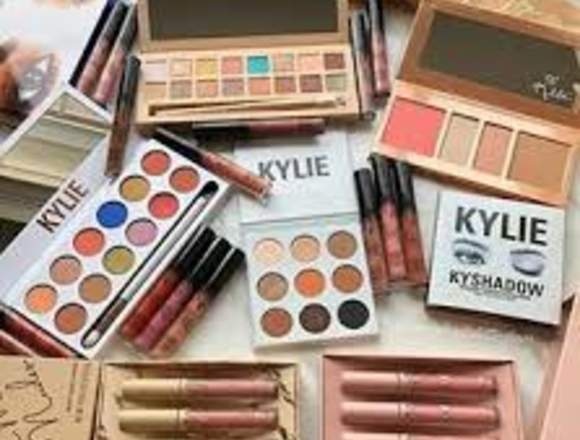 cosmeticos mac clinique kylie nailen