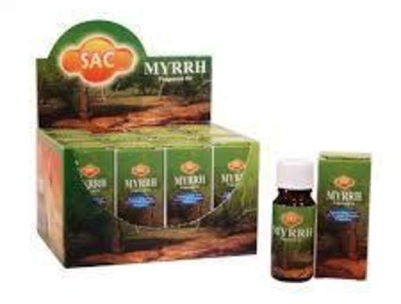 Aceites Mirra Sac 10ml