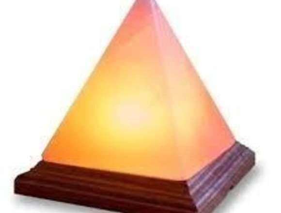 Lámpara de Sal Piramide Grande
