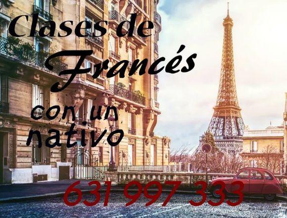 Clases de Frances con nativo