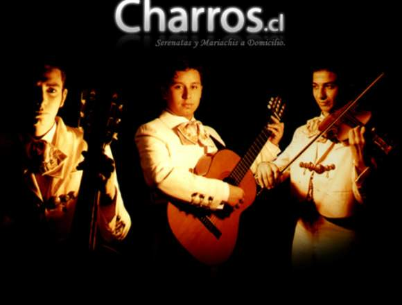 Mariachis Charros.cl a Domicilio