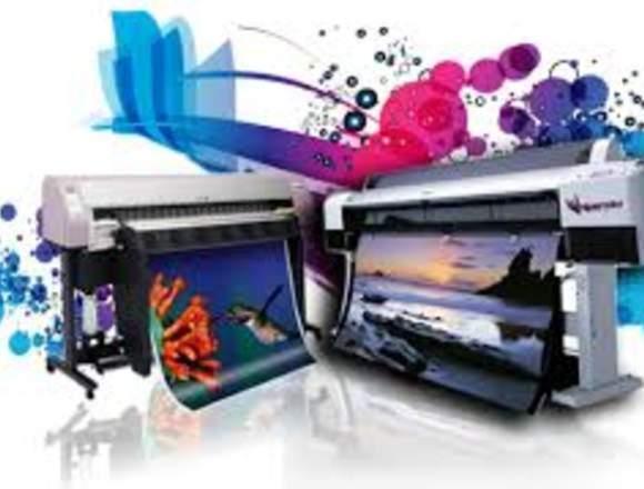 Lonas urgentes y otros servicios de imprenta
