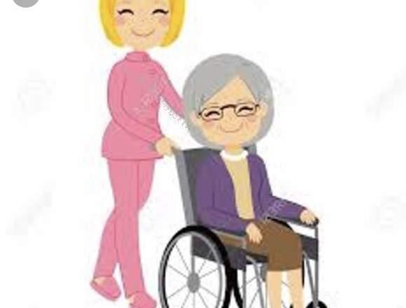 Servicios de  cuidados de personas