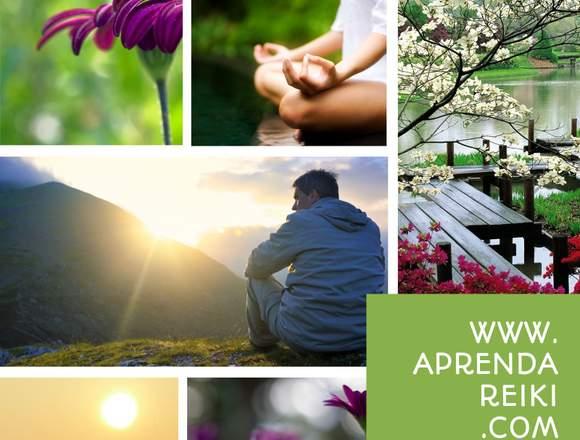 Escuela de Reiki, Meditación y Bienestar
