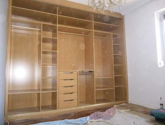 Fabricación y Reparación De Muebles De Melamina