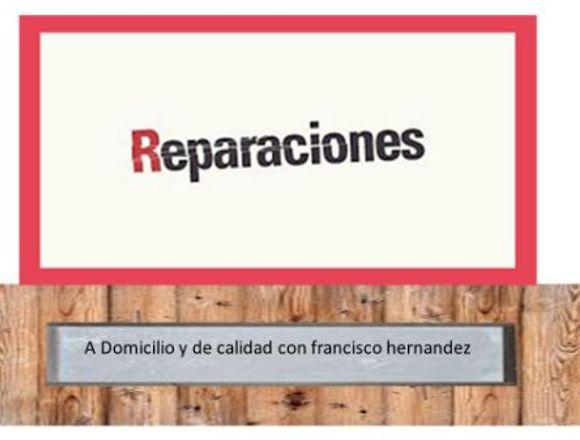 Reparación a Domicilio CUALQUIER ELECTRODOMESTICO