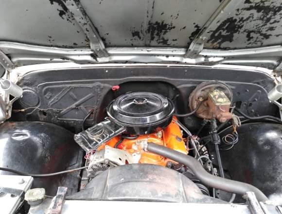 Chevrolet C-10 motor 350 nuevo con carburador.