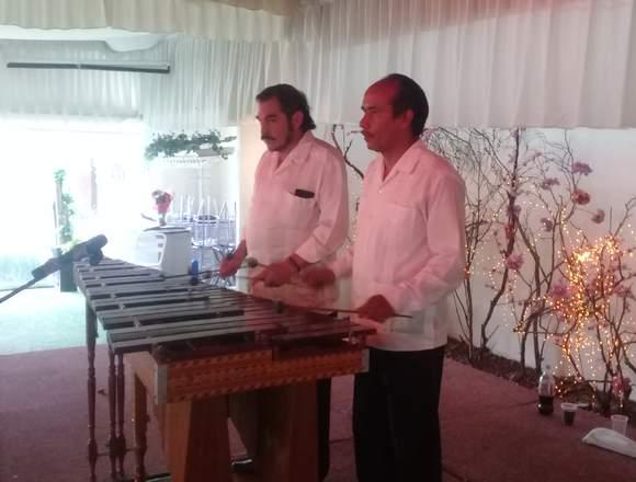Marimba para tus eventos en México
