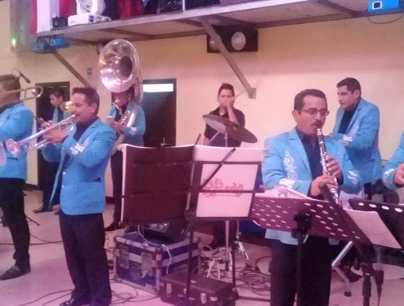 Banda Sinaloense para tus eventos en México