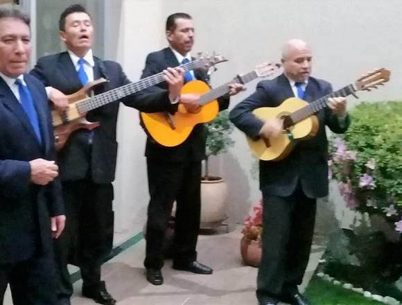 Cuarteto Escala Romántica en México