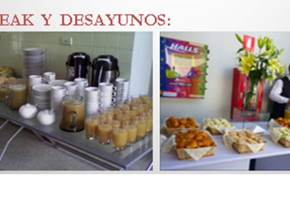 BUFFET CRIOLLO Y CATERING R&R SAN ISIDRO