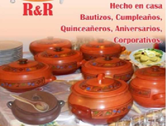 BUFFET CRIOLLO Y CATERING R&R SAN ISIDRO
