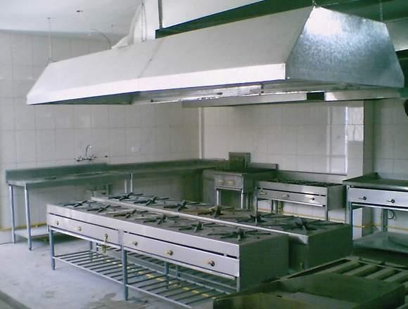 Equipos para restaurantes Fabricacion