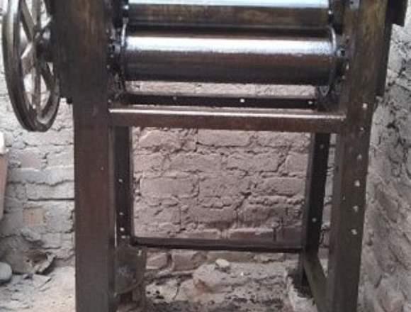 Maquina sonadora  para panadería