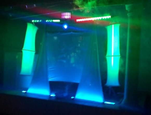 dj en monterrey audio e iluminacion minidisco