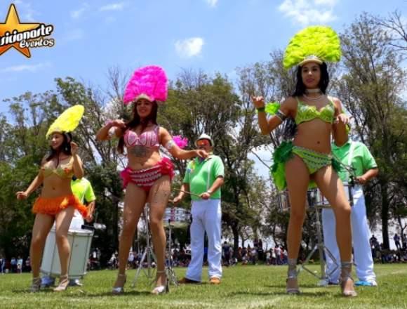 Show de Batucada en Tlaxcala