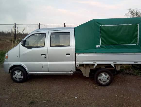Camioneta Hafei año 2012
