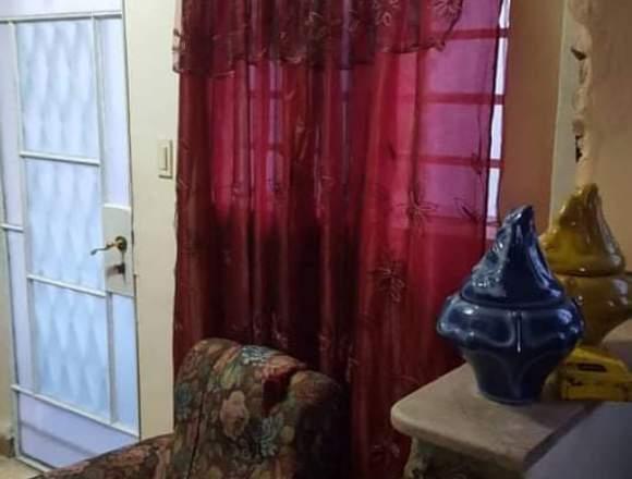 apartamento con muebles y equipos en venta