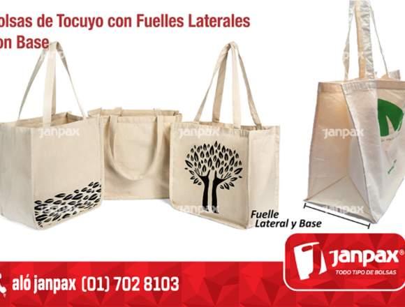 Bolsas Ecológicas Tocuyo en Lima.