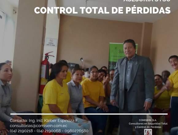 SERVICIOS EN SEGURIDAD TOTAL Y CONTROL DE PÉRDIDAS
