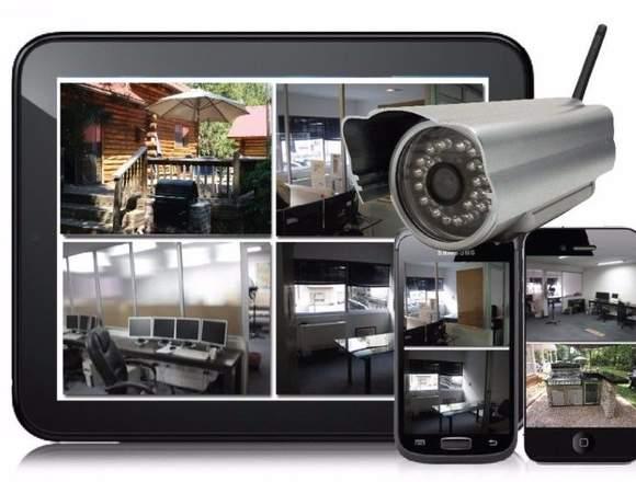 MAG seguridad - cámaras y alarmas