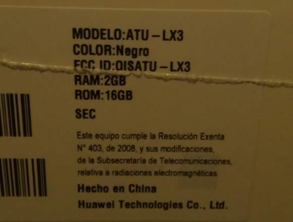 Celular Huawei Y6 Nuevo Sellado a $75.000 16GB