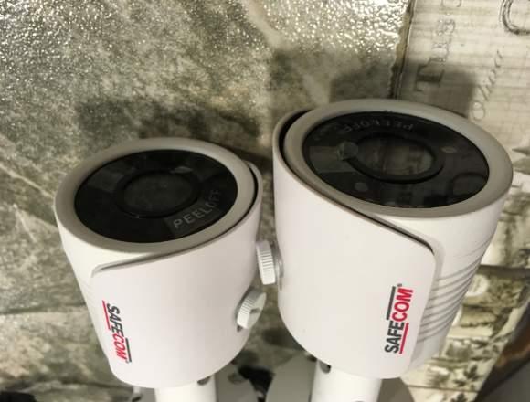 cámaras de seguridad de exterior