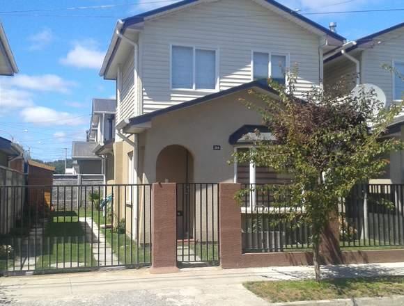 Casa en Villa Don Carlos, Arauco