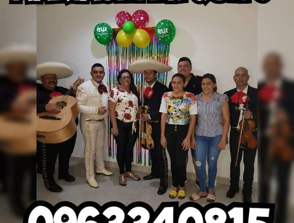 Mariachis en Quito Jóvenes
