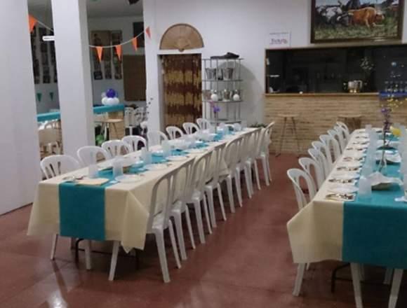 Espacio para eventos y actividades desde 20 euros