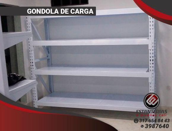 MONTAJES Y ESTANTERIA EN ACERO.