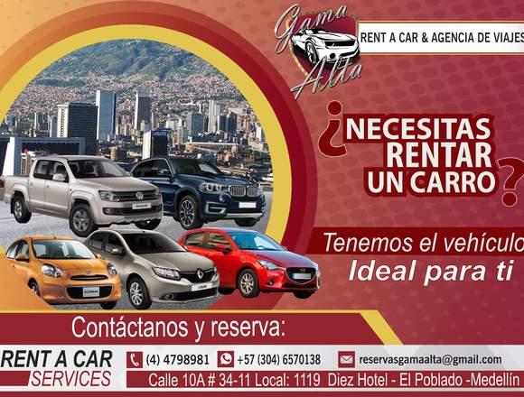 Alquiler de Vehiculos