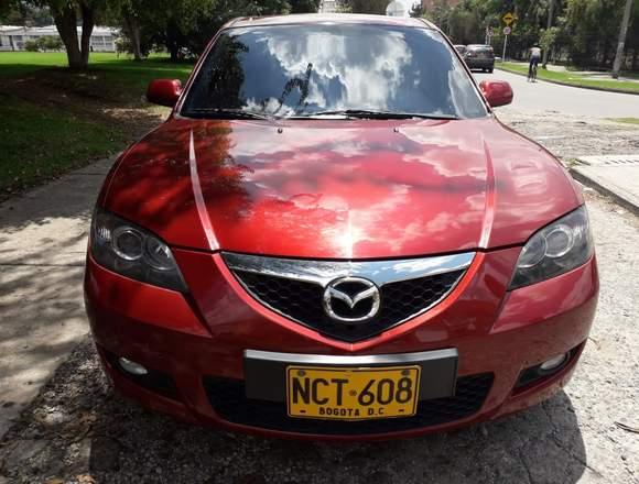 Mazda 3 Mecanico 1.600 sedan