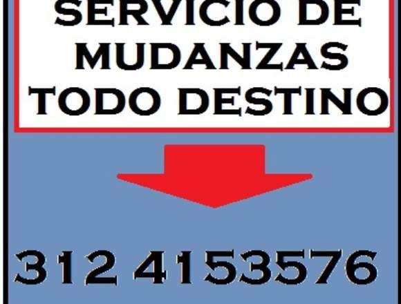 Servicios de mudanzas nacionales y locales