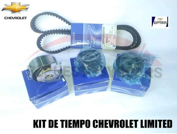 Kit de tiempo Chevrolet Optra Limited