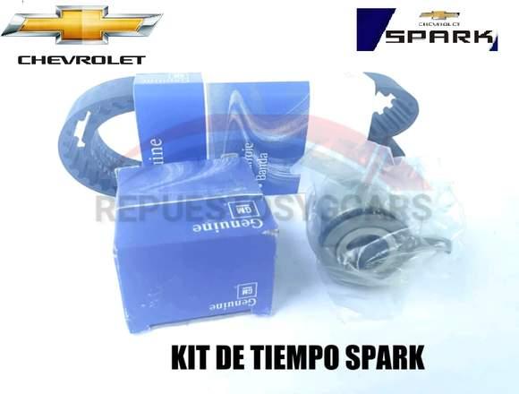 Kit de tiempo Spark