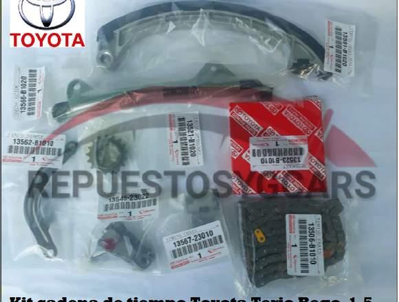 Kit  de tiempo Toyota Terio Bego