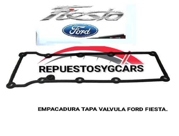 Empacadura Tapa Válvula Ford Fiesta