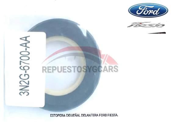 Estopera cigüeñal delantera Ford Fiesta