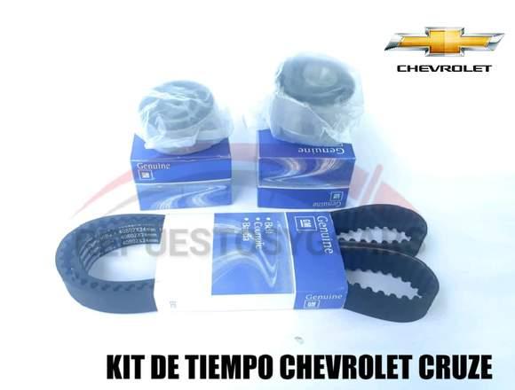 Kit  de tiempo Chevrolet Cruze