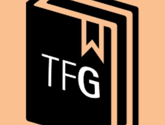 TFG Y MASTER ORIGINALES Y CONFIDENCIALES