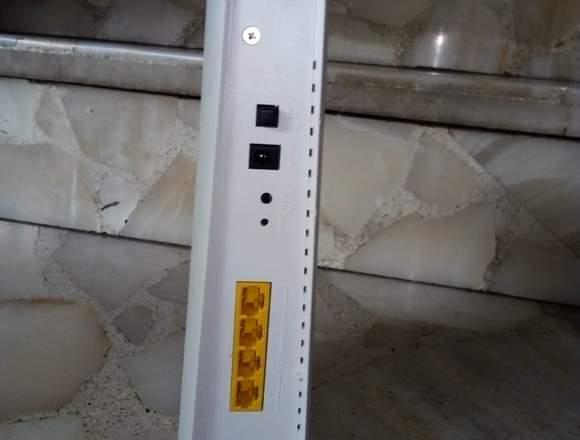 Router (Wi-fi) inalámbricos para el hogar.