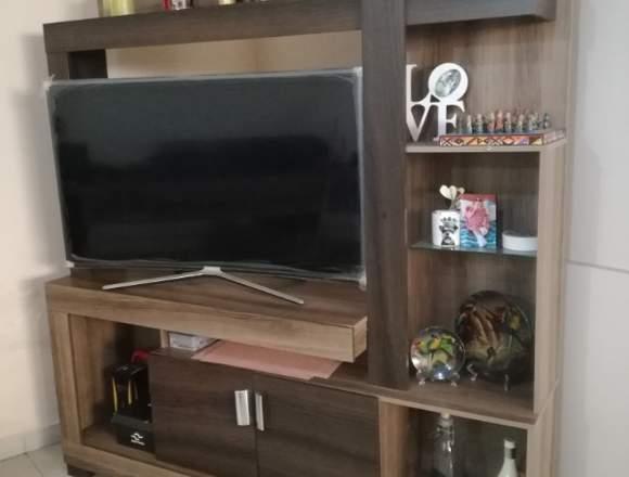 Mueble de TV, centro de entretenimiento
