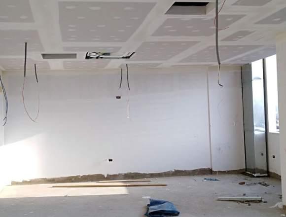 trabajo electricidad,drywall,construcción general