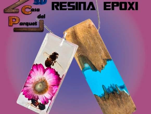 Resina Epoxi , Vidrio Liquido