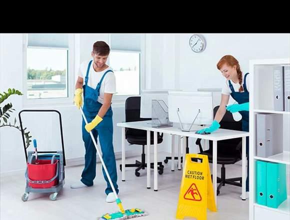Fabrica solicita personal de limpieza