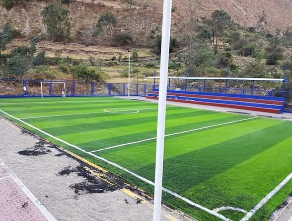 Oferta Grass Sintético deportivo y decorativo