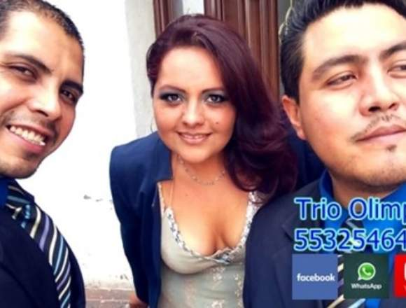 serenatas y eventos con trio estado de mexico
